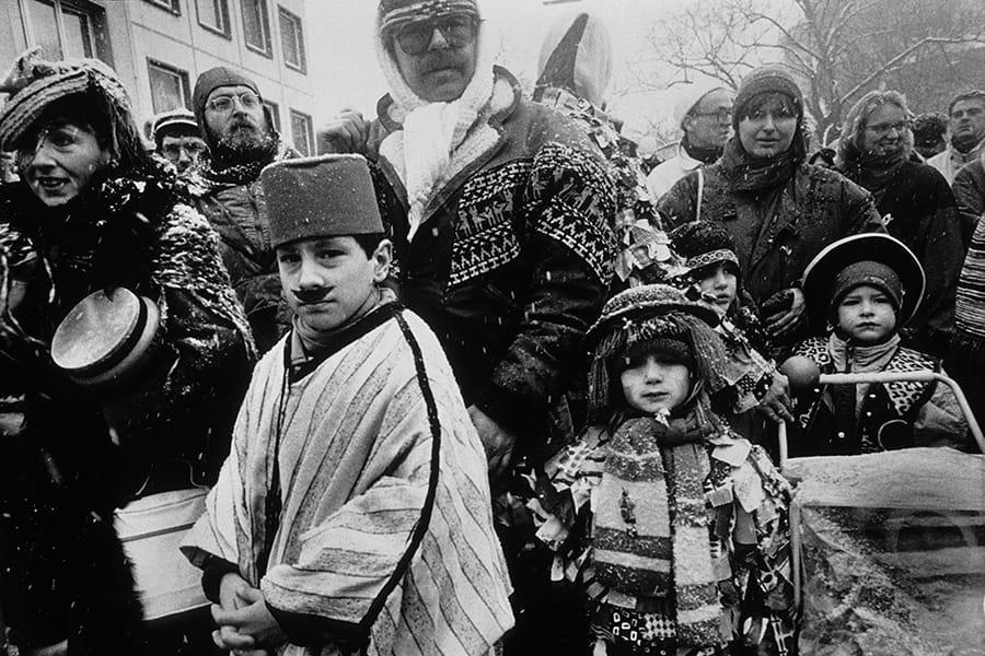 """""""Trotzdem Alaaf! Kölner Rosenmontag 1991"""""""